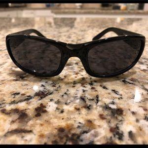 Black Faux Maui Jim Sunglasses